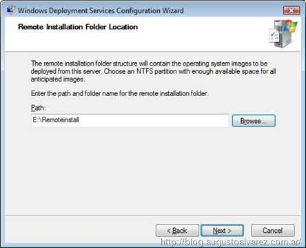 Deploying Windows 7 Using Windows Deployment Services (WDS