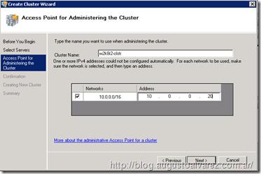 windows 2008 clustering step by step pdf