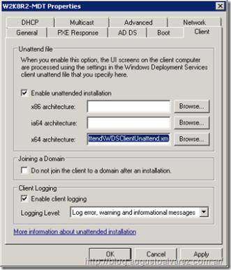 Deploying Windows 8: Unattended Installation Using Windows